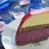 Черемуховый торт-суфле