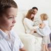 Что делать, если ребёнок ревнует