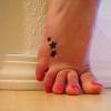 Что означает татуировка «три звездочки»