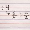 Как дробь перевести в десятичное число