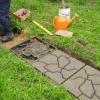 Как изготовить тротуарную плитку из бетона