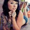 Как изменить татуировку, не сводя ее полностью