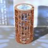 Как найти площадь сечения цилиндра
