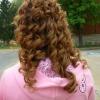 Как накрутить волосы средней длины