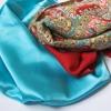 Как носить шелковые платки