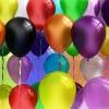 Как оформить праздник шарами