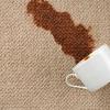 Как отстирать пятна кофе