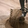 Как перевести в тонны куб песка