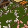 Как построить ферму в minecraft