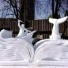 Как построить фигуры из снега