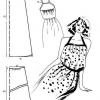 Как построить выкройку сарафана