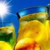 Как приготовить лимонно-яблочный напиток