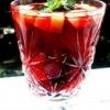 """Как просто и быстро приготовить фруктово-ягодный коктейль """"цветы гибискуса"""""""