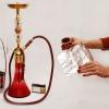Как сделать много дыма в кальяне