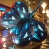 Как связать воздушные шары