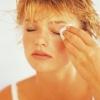 Как убрать гематому под глазом