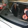 Как вклеить стекло в автомобиле