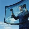 Как вставить стекло в авто