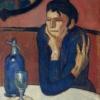 О чем думает «девушка с абсентом» на картине пикассо