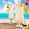 Рецепты коктейлей с кокосовым сиропом