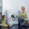 Какую стиральную машину выбрать для детских вещей