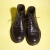 Как очистить обувь от разводов
