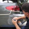 Как отремонтировать пластиковый бампер самому