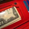Как складывать деньги в кошелек