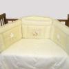 Как сшить бампер для детской кроватки