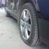 Как заклеить шину